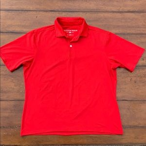 Mizzen + Main Men's Polo Shirt Size L
